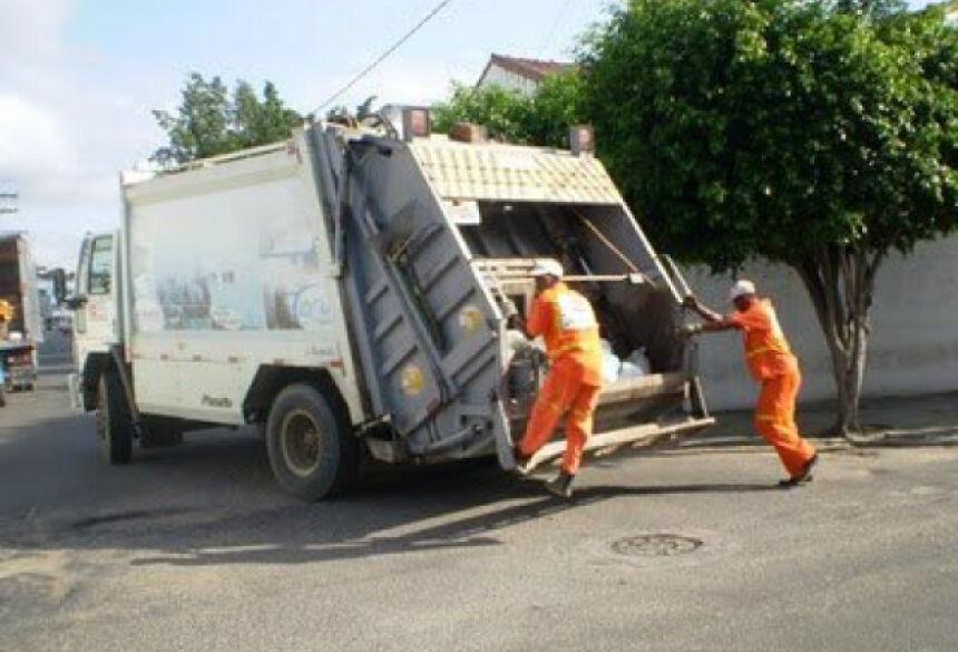 Foto:Glaucio Cezar Jabuty - Prefeitura reassume a responsabilidade direta pela coleta de lixo em BONITO