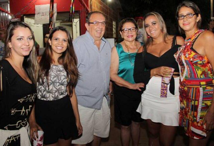 FOTO: JABUTY - Prefeito Odilson Arruda Soares e Primeira Dama Ilza Gomes Soarez