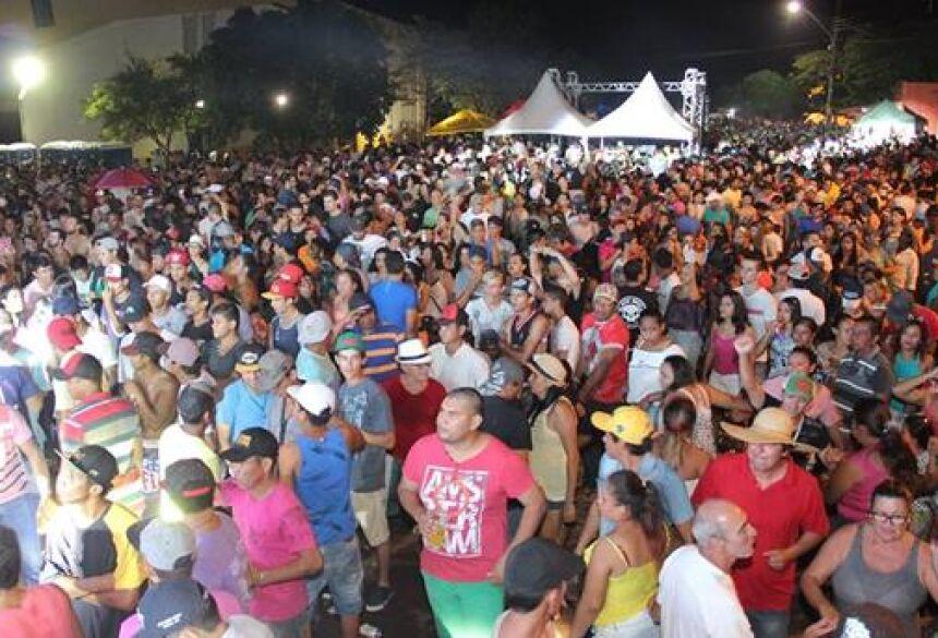 FOTO: JABUTY - Cerca de 10 mil foliões passam pelo Eco Folia que já se torna um dos melhores carnavais de BONITO
