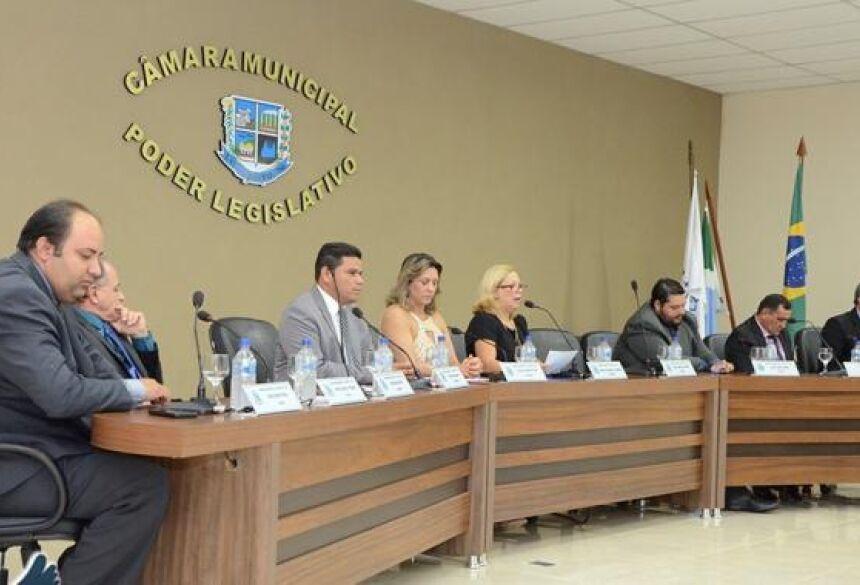 FOTO: ROGÉRIO SANCHES / FÁTIMA NEWS - Câmara aprovou 10 Indicações e 01 Requerimento, Confira o trabalho dos vereadores