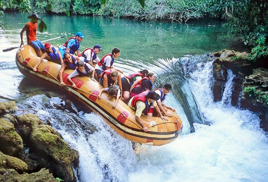 FOTO: AGÊNCIA SUCURI - Agência Sucuri destaca os Pontos Turísticos mais divertidos em BONITO (MS)