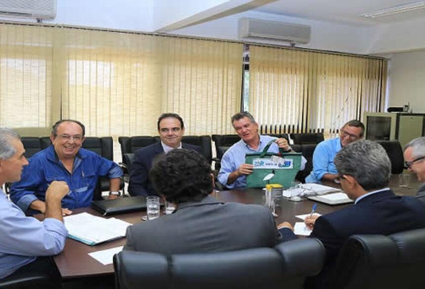 FOTO: ASSESSORIA - BONITO terá R$ 40 milhões para obras de pavimentação e melhorias