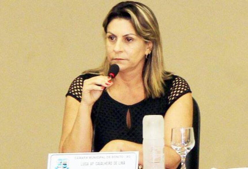 FOTO: JABUTY - Luisa pede que prefeitura incentive empresas com redução de custos no ISS e Alvará