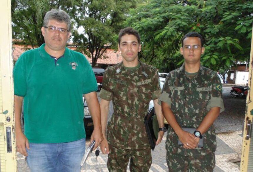 FOTO: JABUTY - Prefeitura busca parceria com Exército para recapear ruas em BONITO