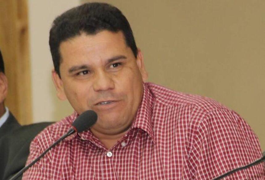 FOTO: ASSESSORIA - Pedrinho da Marambaia quer cozinha central para atendimento às escolas em BONITO