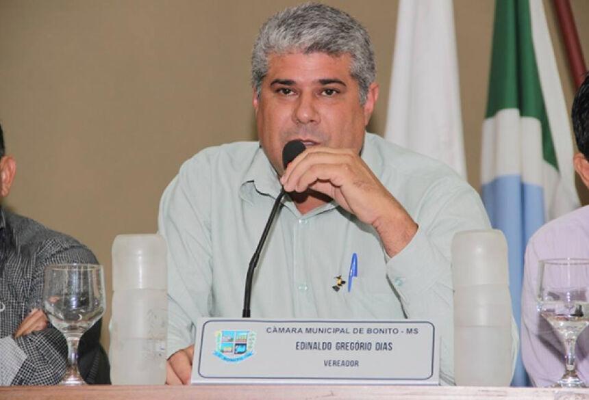 FOTO: ASSESSORIA - Vereador quer revitalização de Praça na Vila recreio (BNH) em BONITO