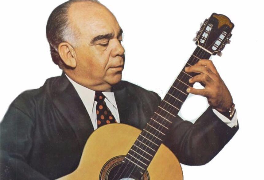 Espetáculo homenageia violonista Dilermando Reis nesta sexta-feira na Câmara em BONITO