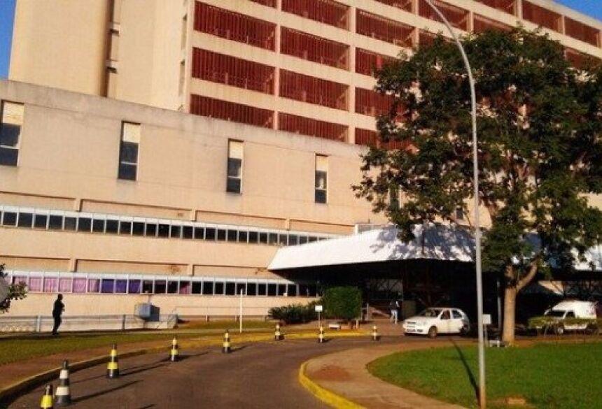 Hospital Regional de Campo Grande - Foto: Osvaldo Nóbrega/TV Morena