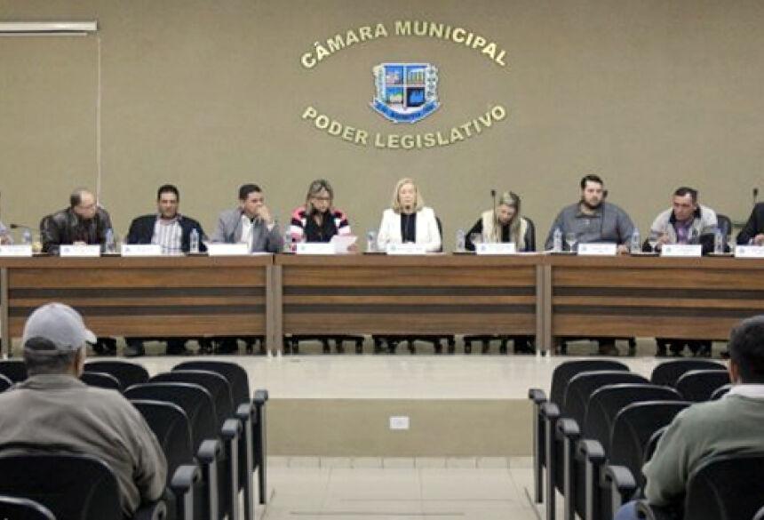 Câmara aprova Indicações, Requerimentos e Moção durante sessão ordinária em Bonito (MS)