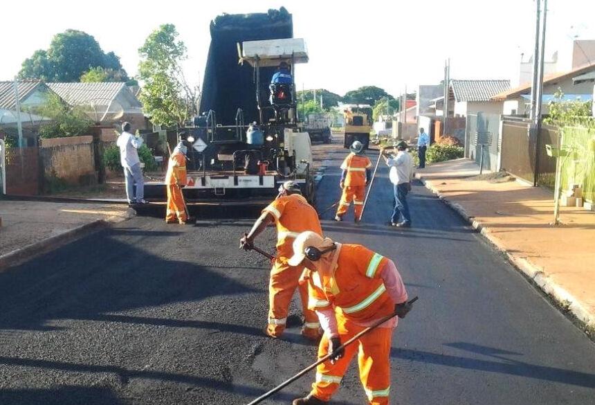 FOTO: JABUTY - Governo licita projeto para recapeamento das ruas de Bonito (MS)