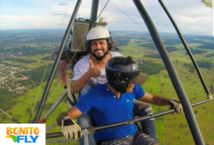 FOTO: BONITO FLY - Empresa Bonito Fly divulga nota de esclarecimento do caso que aconteceu voo com blogueira