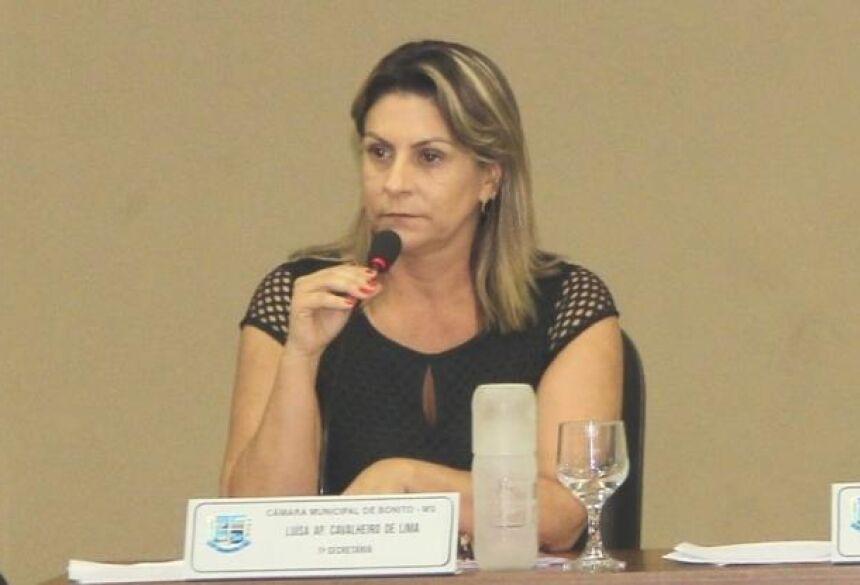 Vereadora Luísa pede a criação de uma Ouvidoria na prefeitura em Bonito (MS)