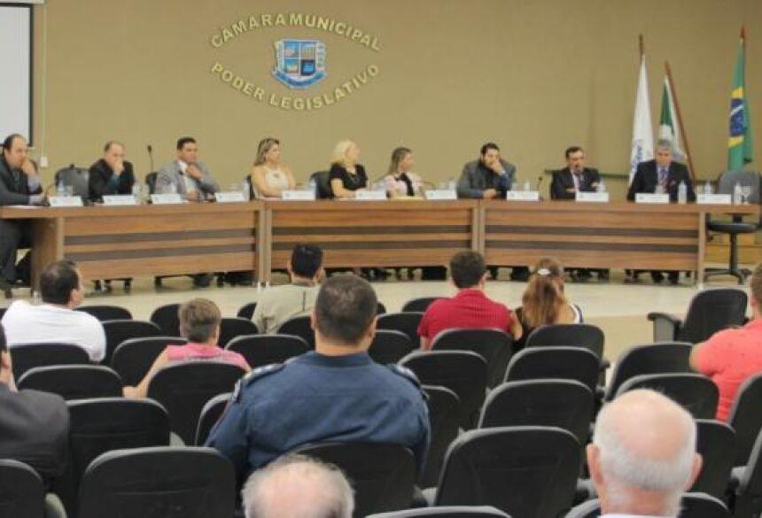 Câmara aprovou requerimentos e indicações durante sessão ordinária em Bonito (MS)