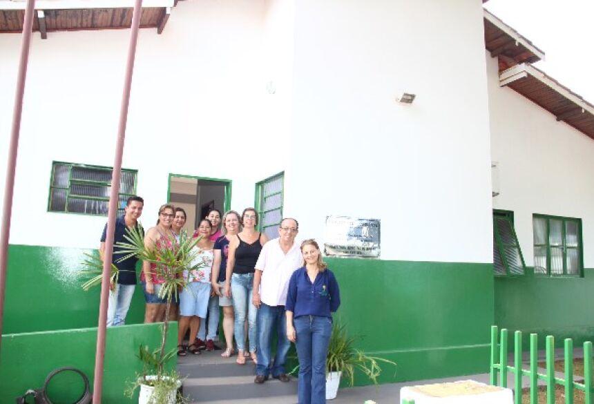 FOTO: JABUTY - Prefeitura entrega revitalização de CEIs Vera Lúcia e Laura Vicuña em Bonito (MS)