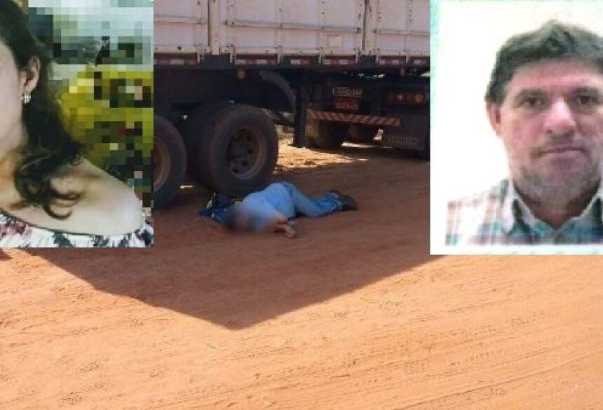 Mulher morta a tiros pelo marido já tinha sido esfaqueada antes