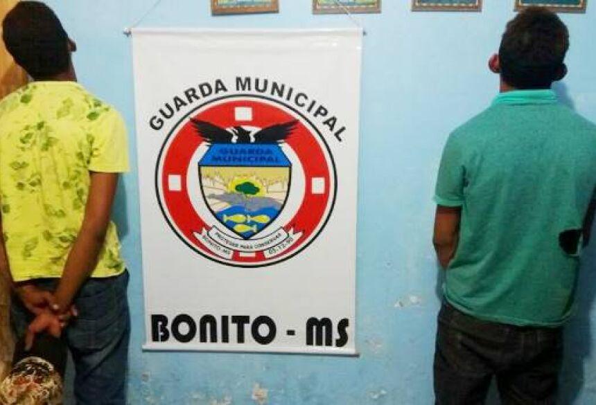 FOTO: GUARDA MUNICIPAL DE BONITO -