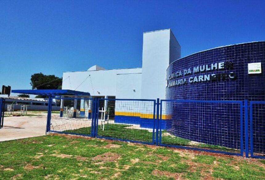 Foto de Aparecido Frota:  Em breve, Clínica da Mulher de Dourados terá novos equipamentos e mobílias.