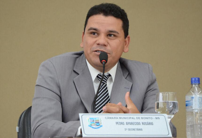 FOTO: ROGÉRIO SANCHES / BONITO INFORMA - Pedrinho da Marambaia quer turno de 6 horas para Atendente Infantil em Bonito (MS)