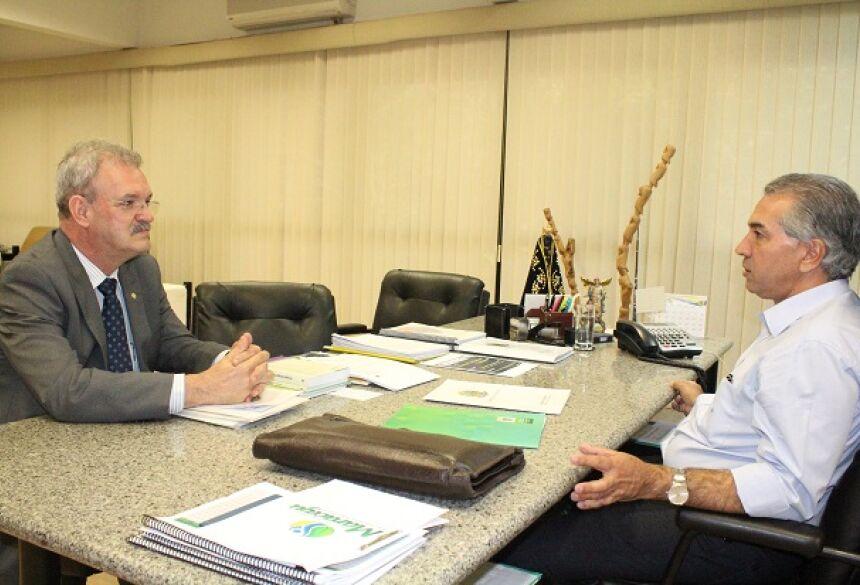 Atuação de Geraldo Resende em parceria com o governador Reinaldo está transformando a saúde na região da Grande Dourados.