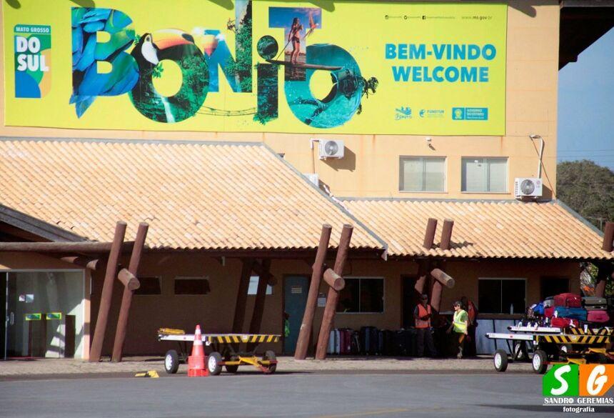 Voo direto de CG e Foz facilita vinda de turistas estrangeiros ao turismo do Pantanal e Bonito (MS)