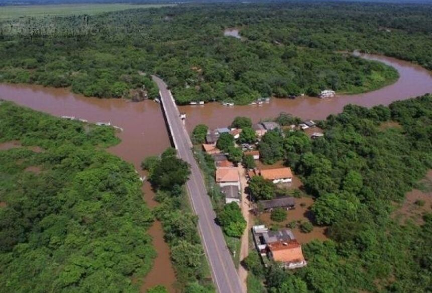 Rio Miranda em Bonito (Foto: Arquivo)