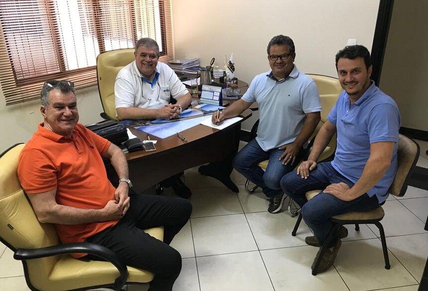 Em visita ao Ministro Marun, Augusto Mariano pede patrulha mecanizada ambiental para Bonito (MS)