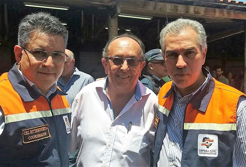 Governador entregará pavimentação da Estrada do Curê e participa do Troféu Piraputanga