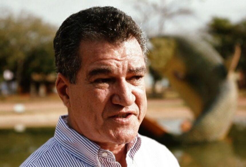Augusto Mariano, secretário de Turismo de Bonito, um dos agraciados