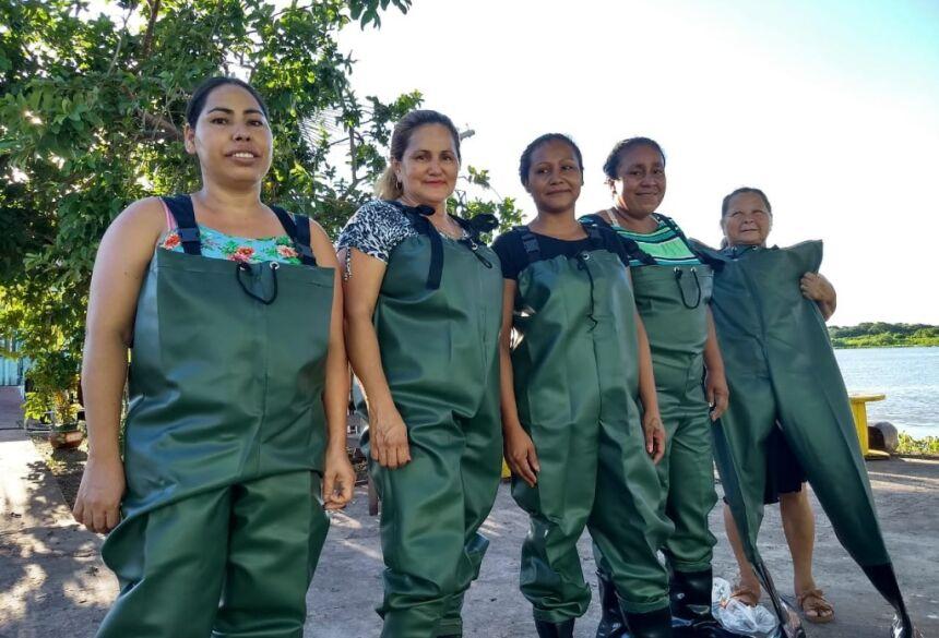 Luta por reconhecimento levou a organização social de mulheres no Pantanal. Nesta semana três associações na região foram empossadas.