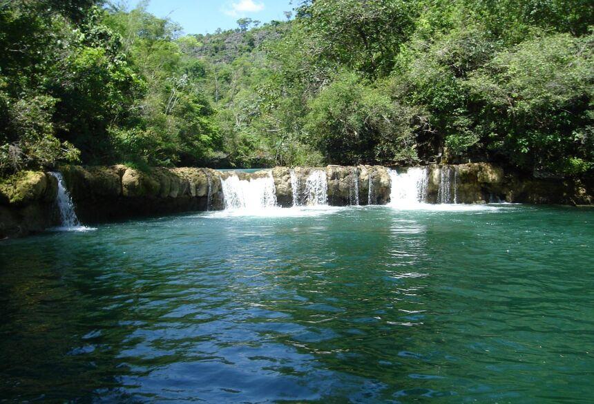O governo do Estado quer juntar forças e conhecimentos inovadores para conservação de água e do solo na Serra da Bodoquena, afirma gestor. Foto: Facebook do Parque Nacional da Serra da Bodoquena
