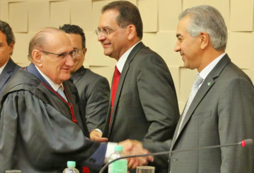 Para desembargador, austeridade de Reinaldo Azambuja deve ser copiada pelo Poder Judiciário