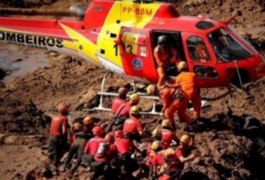 Pessoas conseguiram se salvar e bombeiros confirmam que eles não estão mais na lista de desaparecidos de Brumadinho.