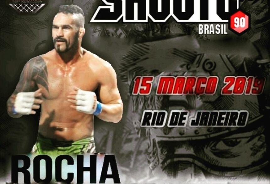 Bonitense volta ao 'Shooto Brasil' neste mês de março, o maior evento da América Latina