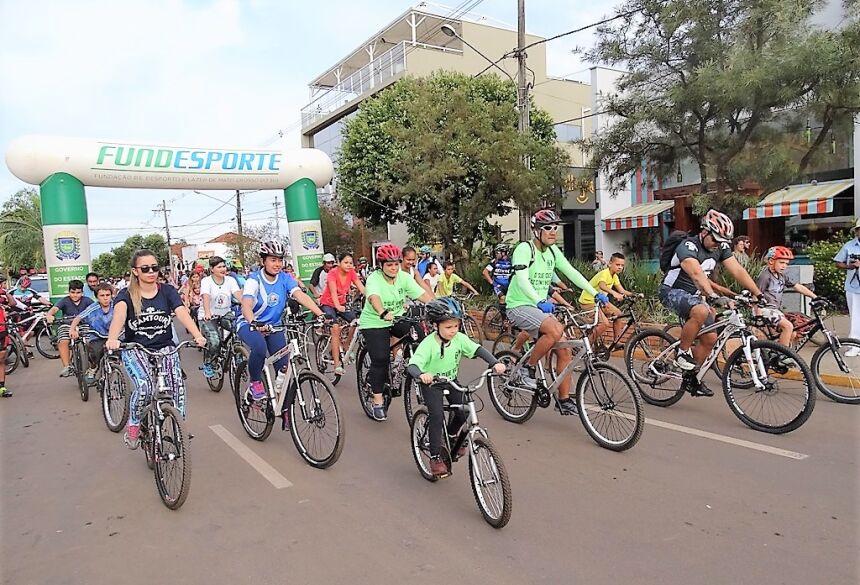 Passeio Ciclístico do Dia do Trabalho é transferido para sábado em Bonito (MS)