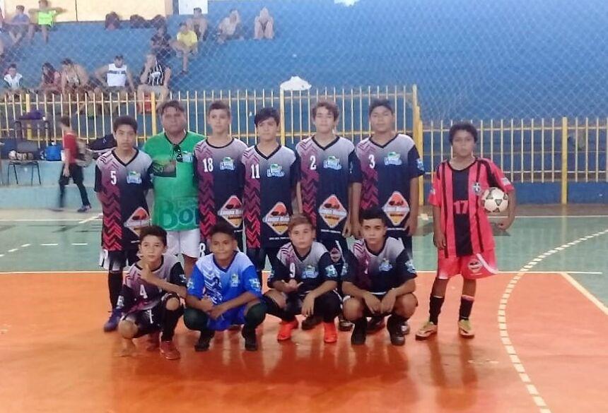 Equipes de Bonito (MS) passam para as quartas de final com 4 vitórias e 1 empate contra Nioaque