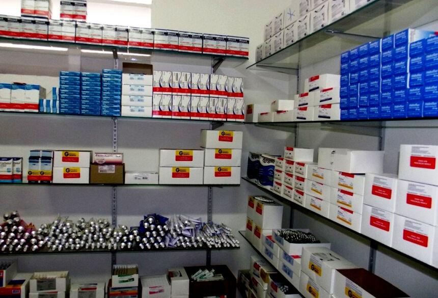 Prefeitura compra quase R$ 900 mil em remédios para Farmácia Básica em Bonito (MS)