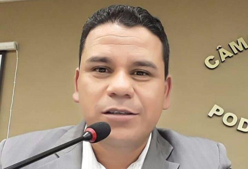 Pedrinho da Marambaia solicita reforma de unidade de saúde de assentamento em Bonito (MS)