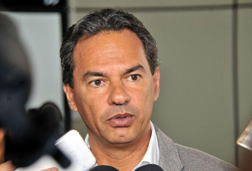 Prefeito Marcos Trad (PSDB) - Foto: Valdenir Rezende / Arquivo / Correio do Estado
