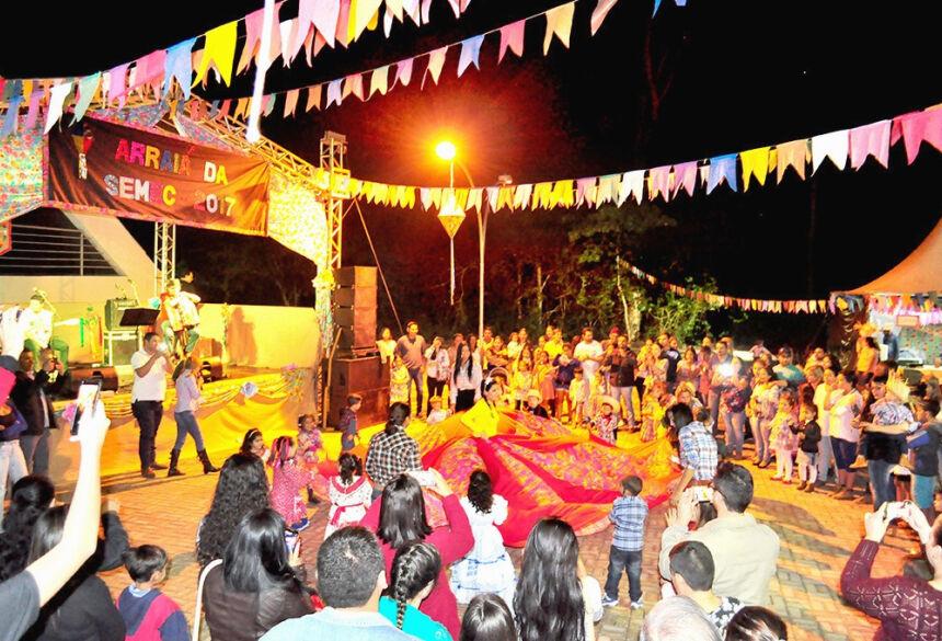Evento será realizado na Rua Nelson Felício, em frente à igreja, junto à Praça da Liberdade. Foto ilustrativa