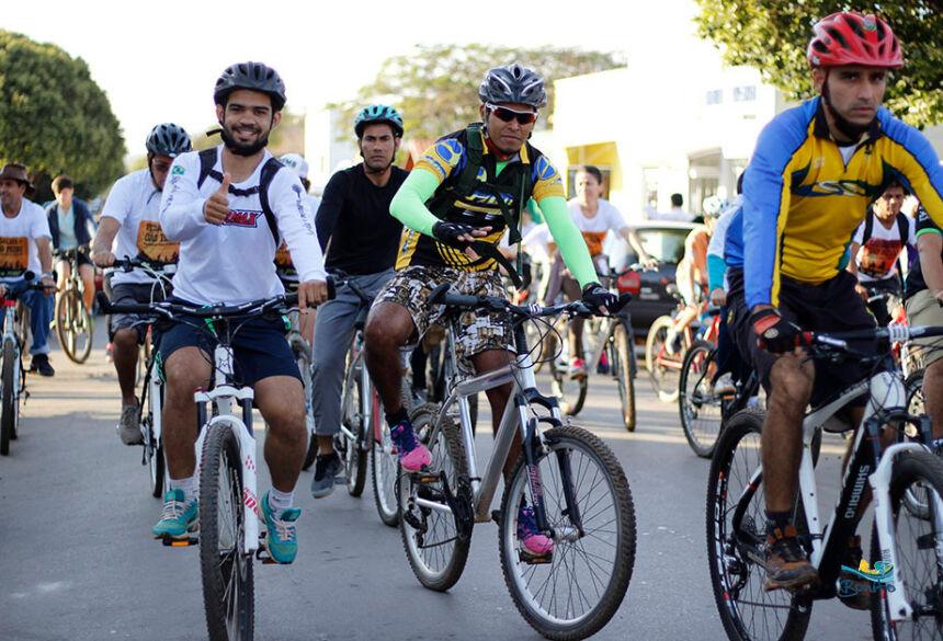 Os ciclistas poderão se inscrever na Secretaria Municipal de Educação e Cultura. Foto: PMB