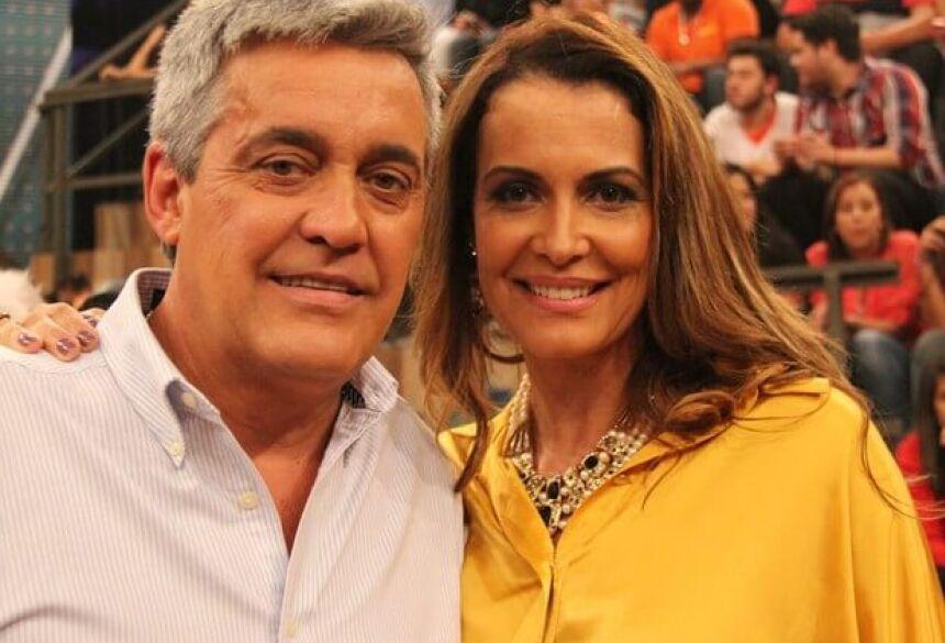 Patrícia Naves, esposa de Mauro Naves, fez post enigmático após demissão dele da Globo (Imagem: Divulgação/ TV Globo)