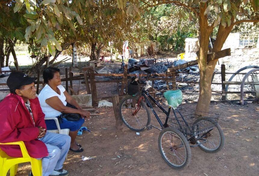 Prefeitura aluga imóvel para família atingida por incêndio em Bonito (MS)