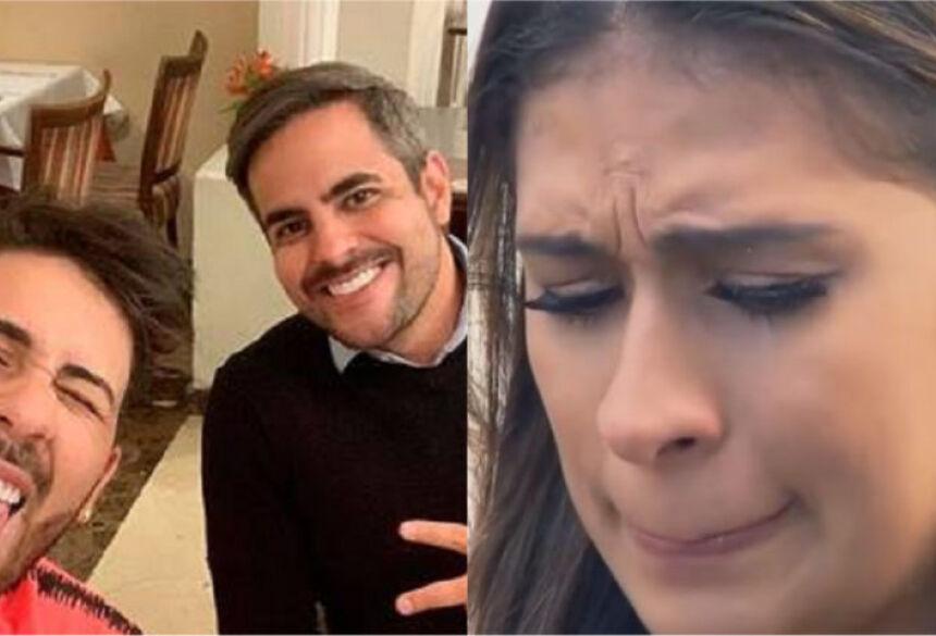 Simone e Carlinhos Maia tiveram amizade abalada (Foto: Reprodução/Instagram)