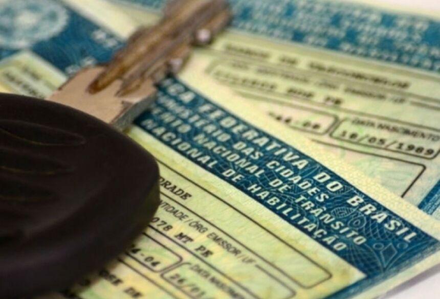 Processo para tirar CNH vai ser mais curto a partir de setembro. — Foto: Divulgação