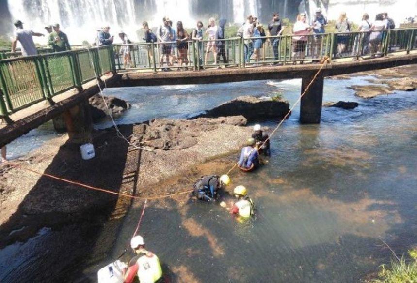 A troca das moedas será revertido para um projeto social selecionado pelo Parque Nacional do Iguaçu.