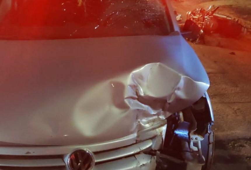 Policial Civil salva motociclista que teve parada cardíaca durante acidente em MS