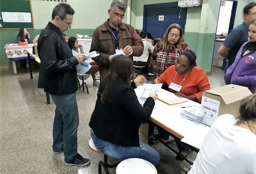 Apuração teve a participação do promotor Alexandre Estuqui Júnior. Foto: Divulgação