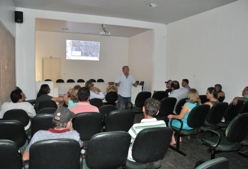 BONITO: População e vereadores dão sinal verde para urbanização de Estrada Boiadeira e Rodovia do Turismo