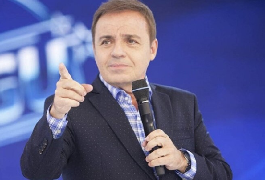 Amiga de Gugu Liberato fala sobre o apresentador (Imagem: Reprodução / Record)