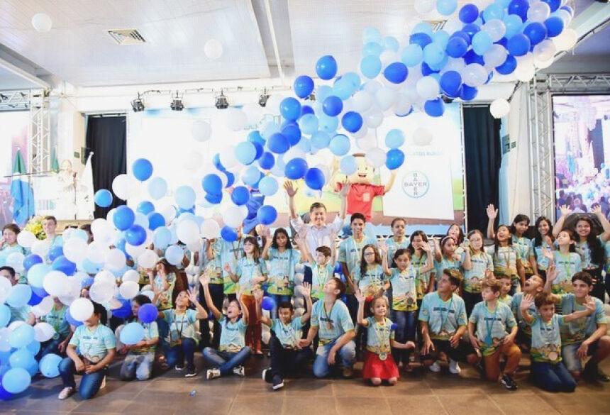Escolas de Bonito participam das finais pelo segundo ano consecutivo. Foto: Divulgação